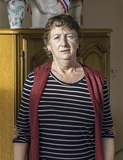 Marinette DESBANDS - Agent d'entretien